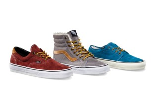 Vans 2013 Holiday Scotchgard Collection