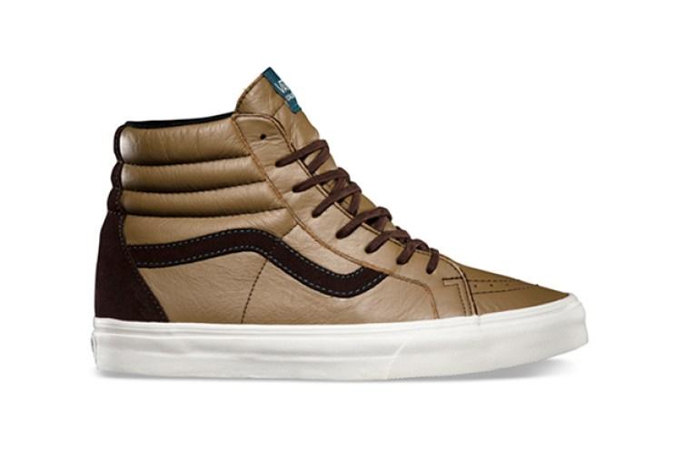 Vans California 2013 Fall Sk8-Hi Reissue CA Leather Pack
