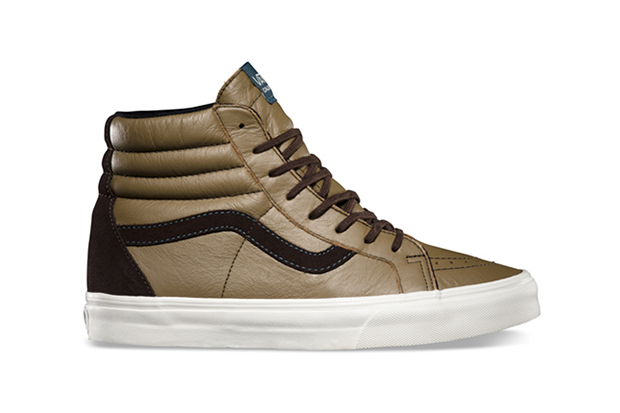 vans california 2013 fall sk8 hi reissue ca leather pack