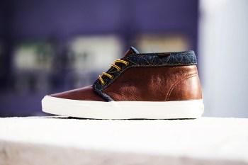 "Vans California 2013 Holiday Chukka Boot CA ""Leather & Denim"" Pack"