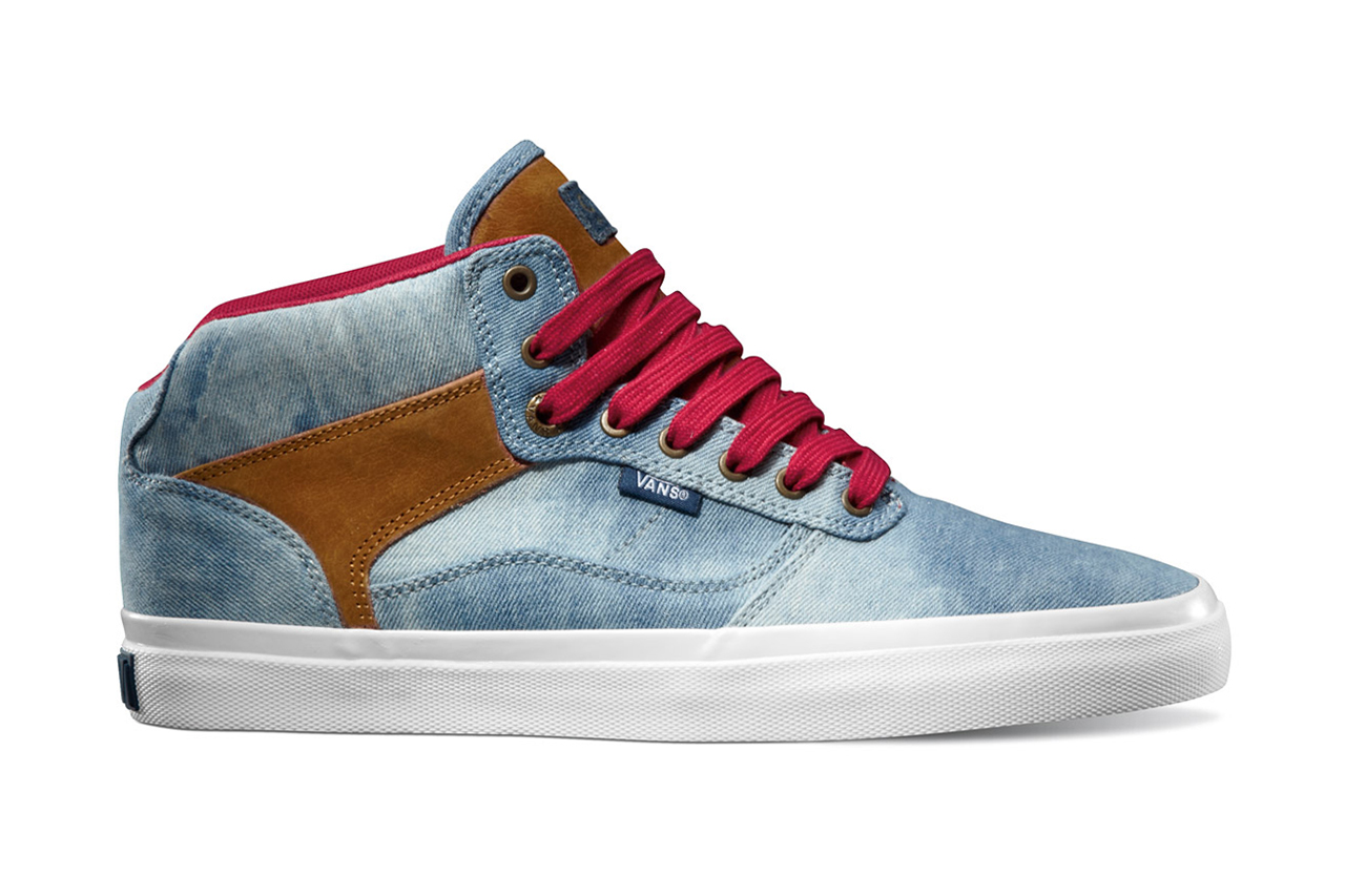vans otw 2013 holiday bedford collection