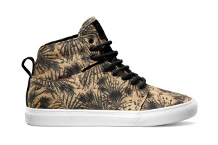 "Vans OTW 2013 Holiday ""Palm Camo"" Alomar"