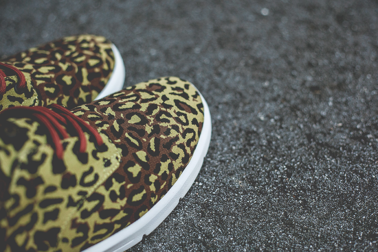 "Vans OTW 2013 Holiday Prelow ""Leopard Camo"""