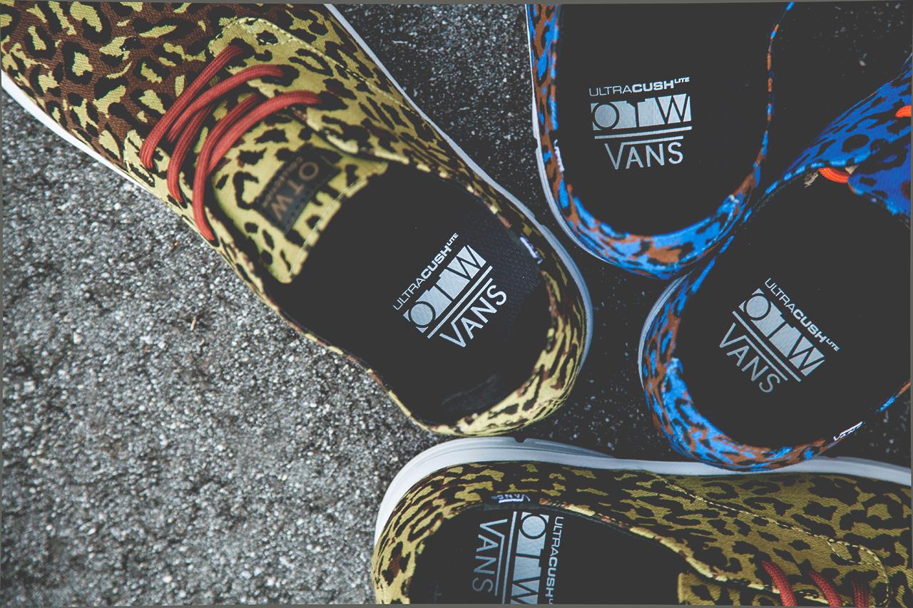 """Vans OTW 2013 Holiday Prelow """"Leopard Camo"""""""