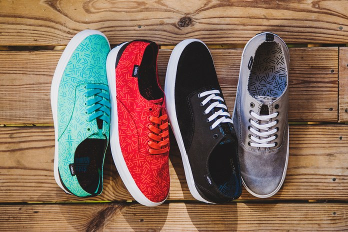 "Vans OTW 2013 Holiday Prescott ""Lines"" Pack"