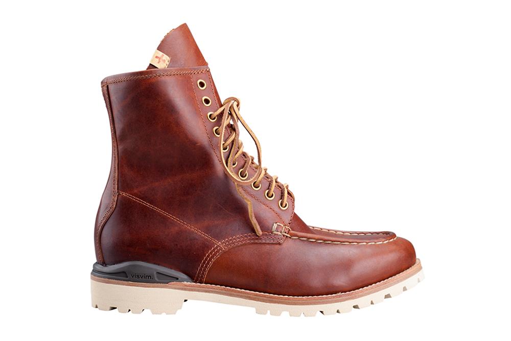 visvim 2013 Fall/Winter HOLTOM MOC TOE BOOT-FOLK *F.I.L. EXCLUSIVE