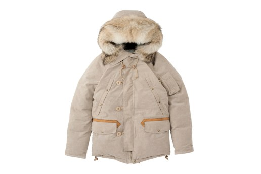 visvim 2013 Fall/Winter VALDEZ DOWN JACKET 2L GORE-TEX