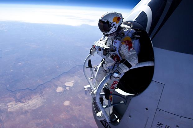 Watch This New Video of Felix Baumgartner's Record-Breaking Jump