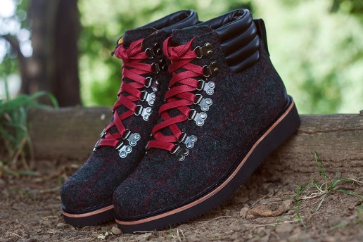 Woolrich x Timberland 2013 Fall Abington Hiker Boot