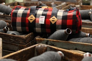 Woolrich Woolen Mills x Topo Designs Bag Collection