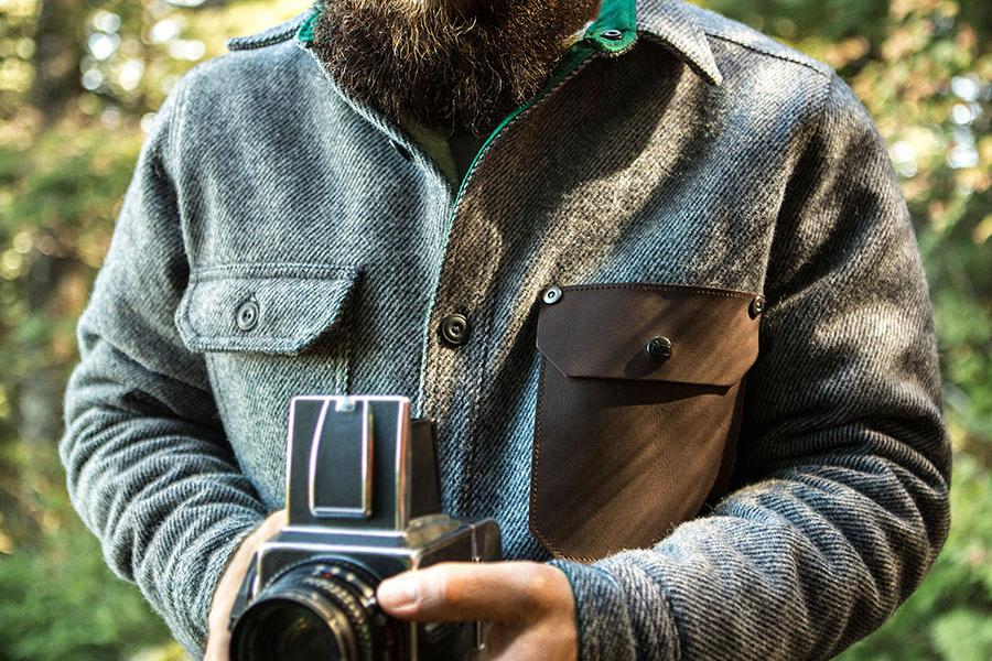 Woolrich x Danner 2013 Capsule Collection Lookbook