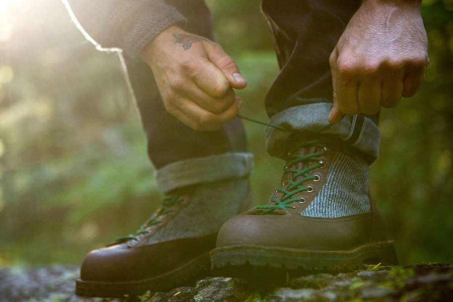 woolrich x danner 2013 capsule collection lookbook