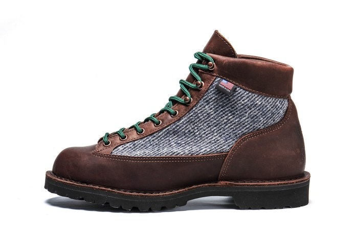 Woolrich x Danner Light Mill Street Boots