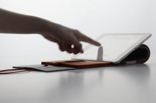 11+ Felt Case for iPad mini