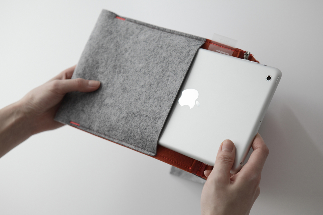 11+ Felt Case for iPad mini