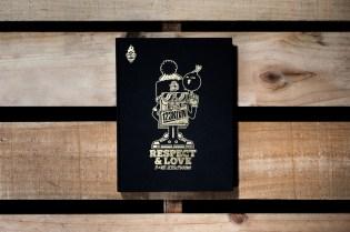 123KLAN Respect & Love Art Book