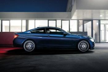 2014 BMW Alpina B4 Bi-Turbo Coupe