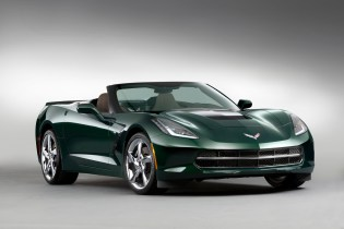 2014 Chevrolet Corvette Stingray Convertible Premiere Edition