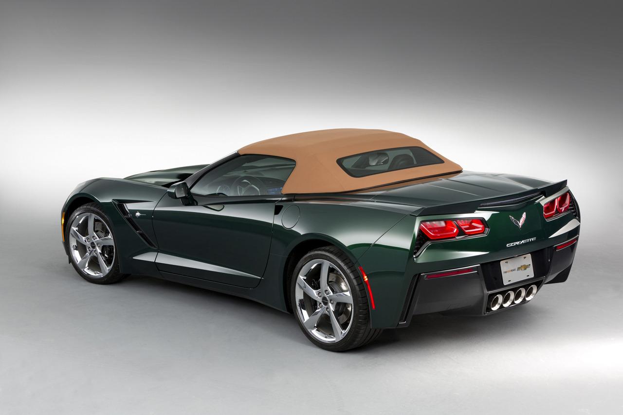 2014 Chevrolet Corvette Stingray Convertible Premiere Edition