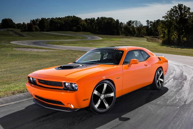 2014 Dodge Mopar Edition Challenger