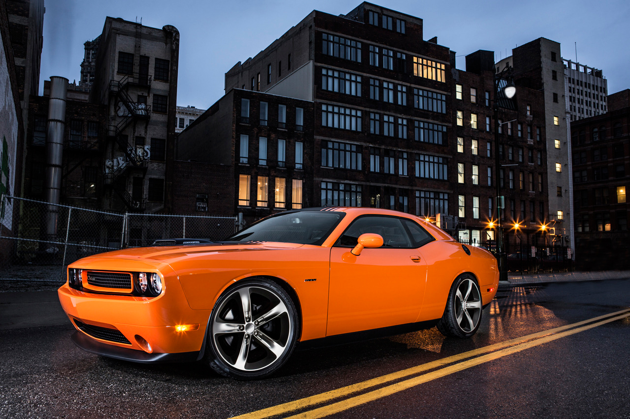 2014 Dodge Mopar Edition Challenger