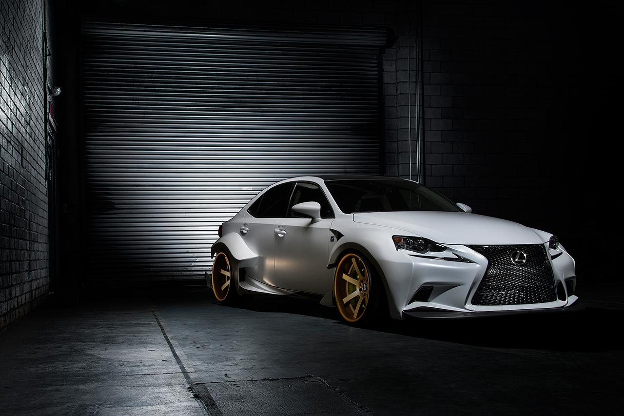 2014 Lexus IS 350 F Sport DeviantArt Edition