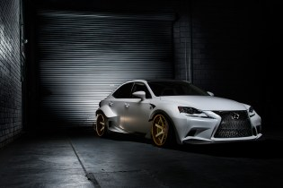 2014 Lexus IS 350 F Sport DeviantArt Edition