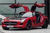 2014 Mercedes-Benz SLS AMG GT Final Edition