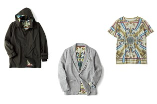55DSL × UNITED ARROWS & SONS 2013 Fall/Winter Capsule Collection