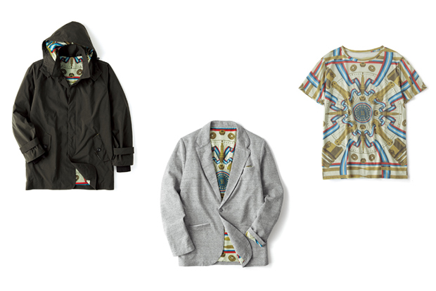 55dsl x united arrows sons 2013 fallwinter capsule collection