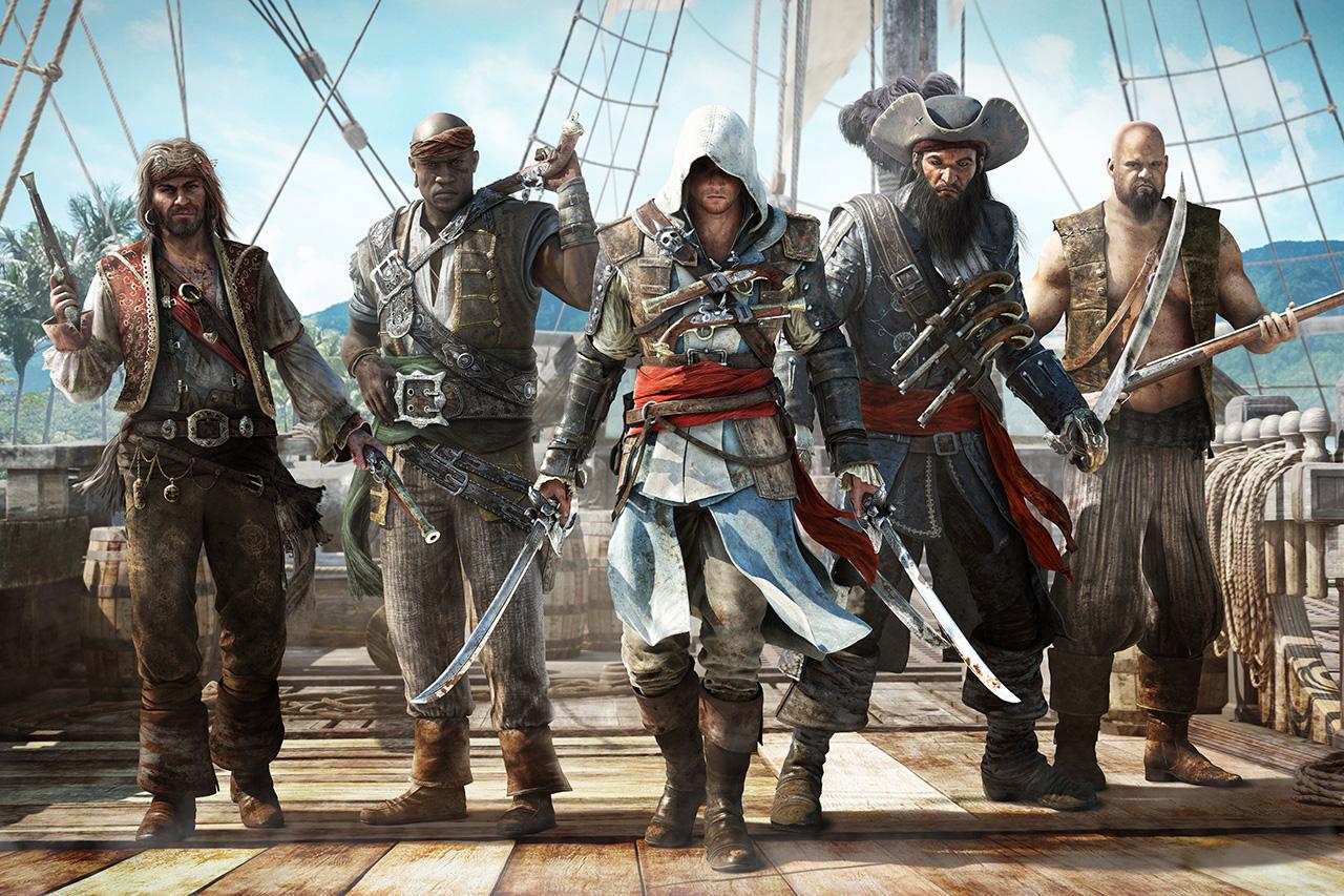 Ashraf Ismail of Ubisoft Speaks on Assassin's Creed IV: Black Flag