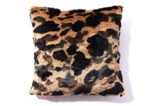 A Bathing Ape 2013 Fall/Winter 1ST CAMO FUR CUSHION