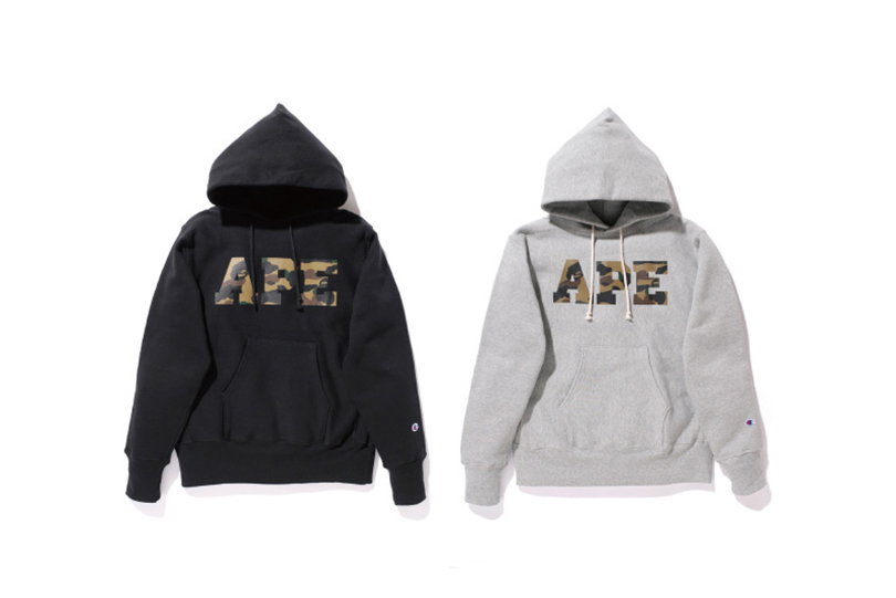 "A Bathing Ape 2013 Fall/Winter ""BAPE® CHAMPION"" Collection"