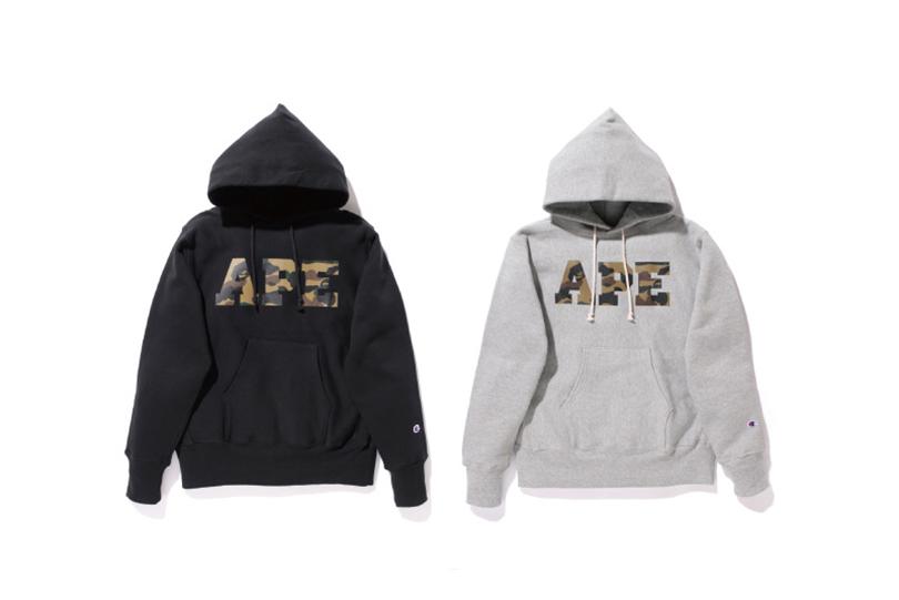 "A Bathing Ape 2013 Fall/Winter ""BAPE® CHAMPION"" Collection"