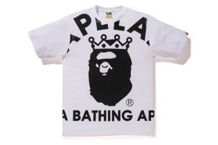 A Bathing Ape BAPELAND BOTTLE TEE