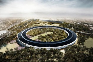 "A Closer Look at Apple's Forthcoming ""Spaceship"" Campus 2"