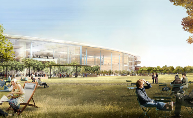 """A Closer Look at Apple's Forthcoming """"Spaceship"""" Campus 2"""
