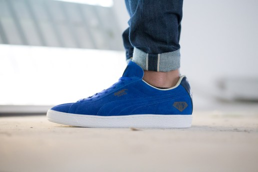 A Closer Look at the PUMA Suede Sapphire