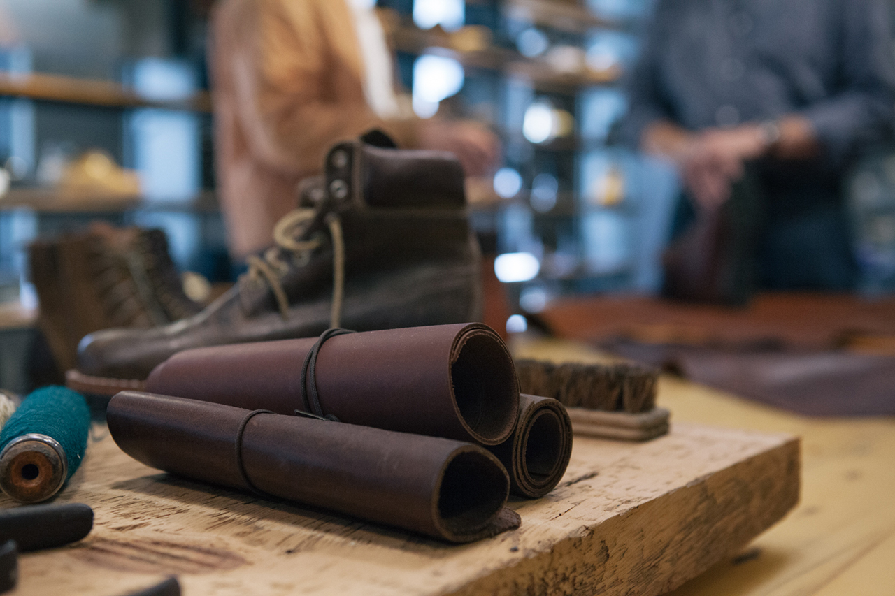a conversation with matt singer and timberlands creative director chris pawlus