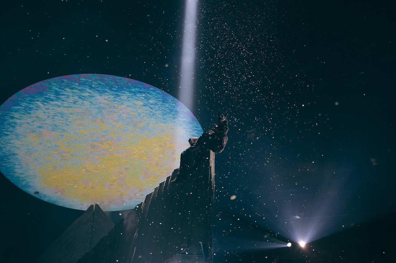 A Look at Kanye West's 'Yeezus Tour' at the Barclays Center