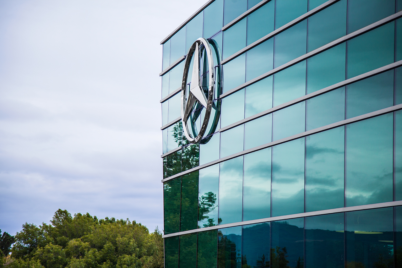 A Look Inside the New Mercedes-Benz Silicon Valley Research & Design Facility