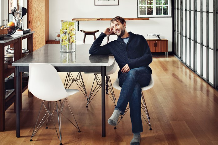 A Look Inside Vincent Kartheiser's Hollywood Cabin