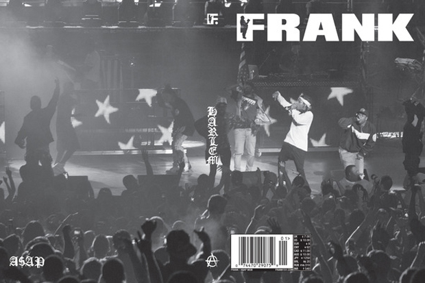 aap mob x frank151 harlem edition book