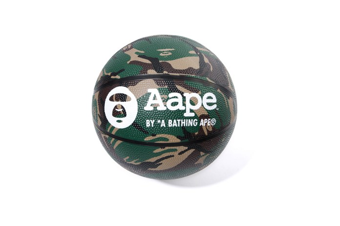"AAPE by A Bathing Ape ""Streetball Jam"" Basketball"