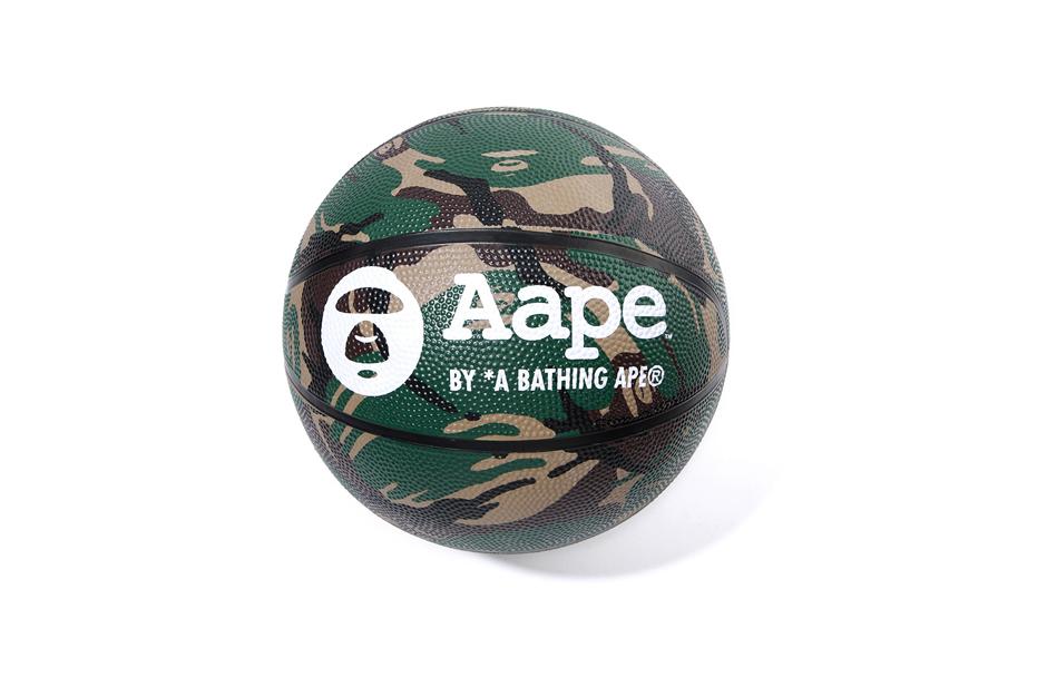 aape by a bathing ape streetball jam basketball