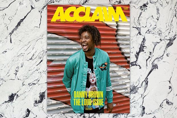 "ACCLAIM Magazine: The ""Loud"" Issue"
