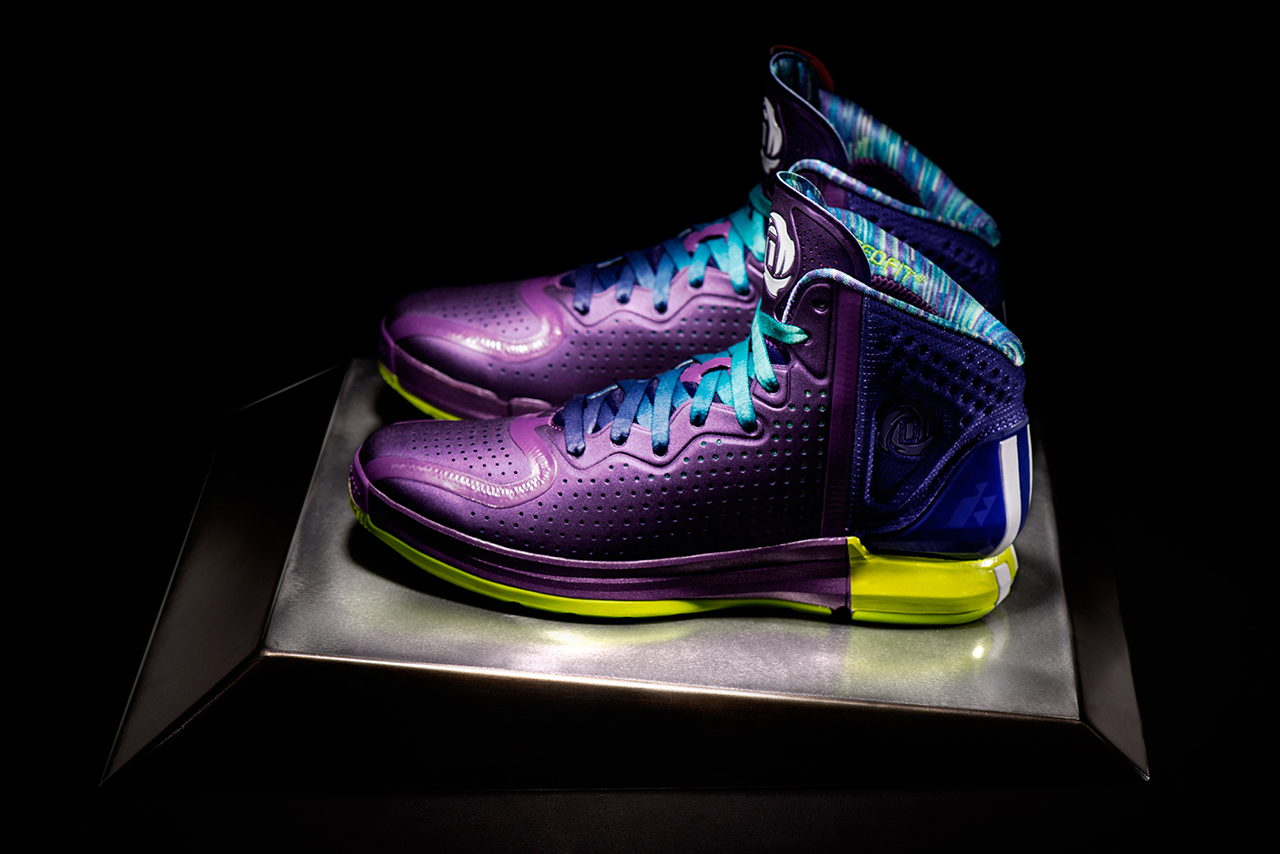 "adidas D Rose 4 ""Chicago Nightfall"""