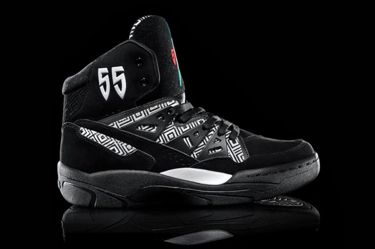 adidas Mutombo Black/White