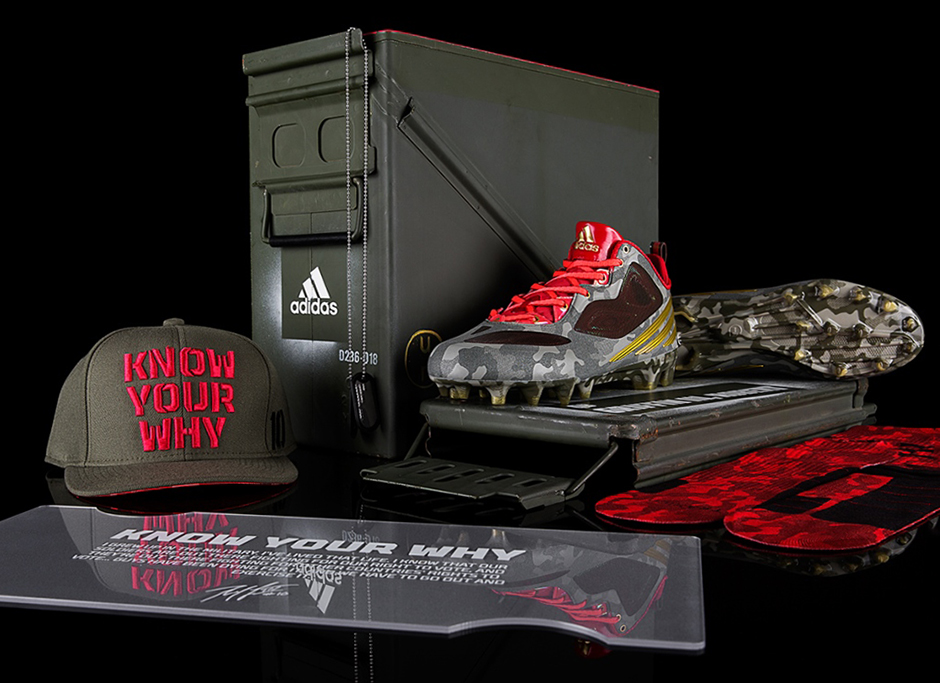 adidas Introduces The RGIII