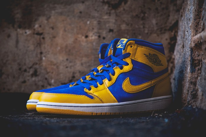 "Air Jordan 1 Retro High OG ""Laney"""